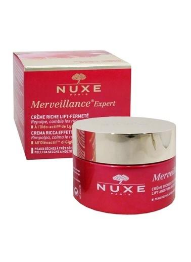 Nuxe Nuxe Merveillance Expert Lift and Firm Rich Cream 50ml Renksiz
